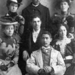 Group portrait, c. 1900. (Courtesy of The Carolina Collection)