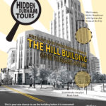 Hidden Durham Tour: the Hill Building