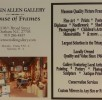 Two $100 Framing Gift Certificates from Craven Allen