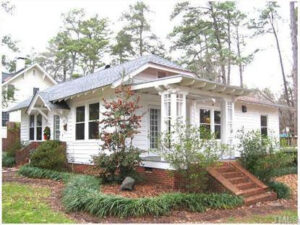William Muse House, 2308 W. Club Blvd. (photo courtesy of Open Durham)
