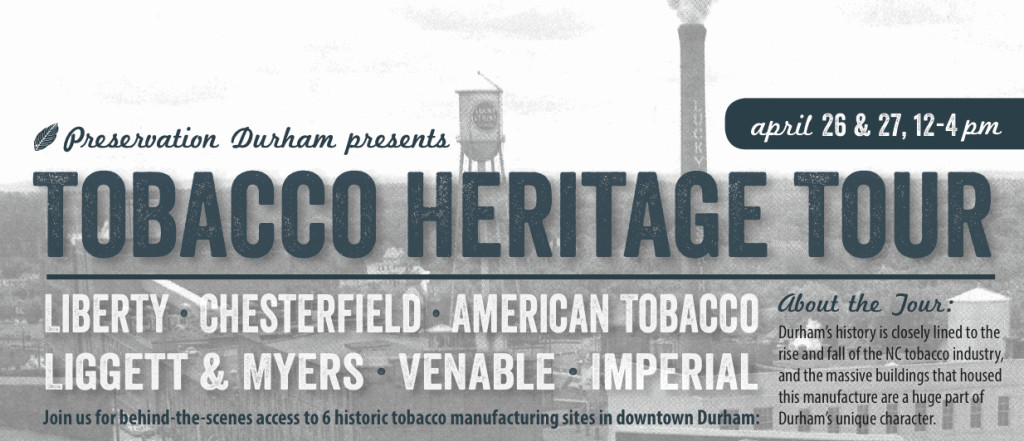 Home Tour 2014: Tobacco Heritage | Preservation Durham